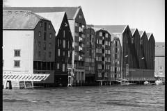 Wharf view. On tripod.