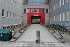 Entrance to Stripa, NTNU